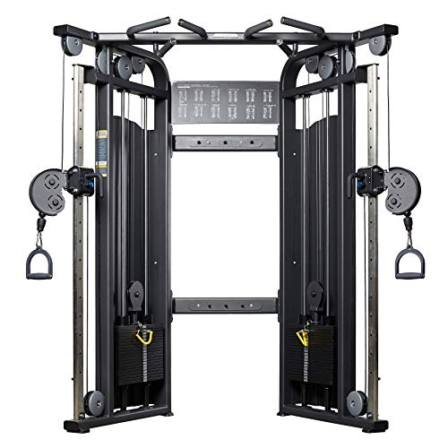 REP FITNESS FT-5000 Multi-Grip Cable Crossover Machine