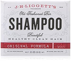 J.R. Liggett Bar Shampoo, Original Formula, 3.5 Ounce