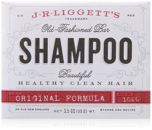 J.R. Liggett Bar Shampoo, Original Formula, 3.5 Ounce Bar Shampoo Original Formula