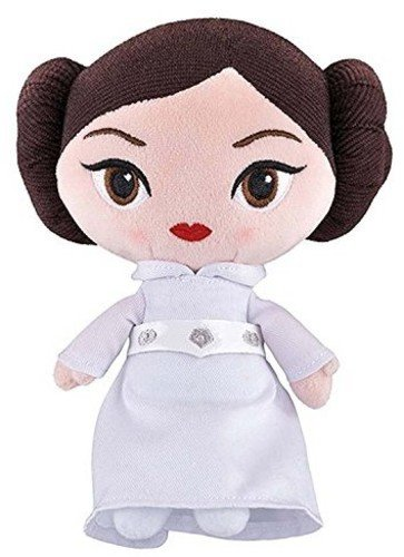 Funko - Peluche Star Wars - Princesse Leia Plushies 18cm - 0889698111065