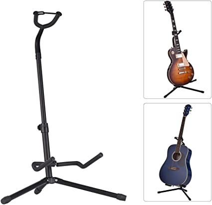 Soporte de metal para guitarra acústica, guitarra, instrumentos ...