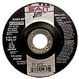 United Abrasives 7'' X 7/8'' 24X Grit C Sait Silicon Carbide Closed Coat Resin Bond Fiber Disc