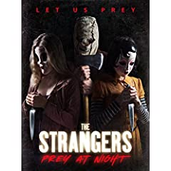 The Strangers: Prey at Night Unrated arrives on Digital May 22 and on Blu-ray and DVD June 12 from Universal