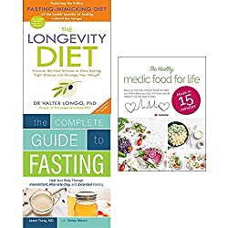 Image of the product Longevity diet complete that is listed on the catalogue brand of .