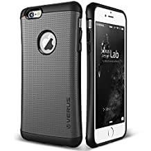 iPhone 6S Plus Case, Verus [Thor][Charcoal Black] - [Military Grade Drop Protection][Natural Grip] For Apple iPhone 6S Plus 5.5