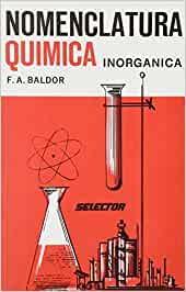 Nomenclatura Quimica Inorganica: Amazon.es: F. a. Baldor
