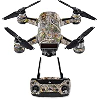Skin for DJI Spark Mini Drone Combo - Kanati| MightySkins Protective, Durable, and Unique Vinyl Decal wrap cover | Easy To Apply, Remove, and Change Styles | Made in the USA