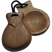 Stagg CAS-WT Pair of Wooden castanets