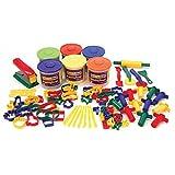 Creativity Street Colossal Crafts Super Value Dough and Tool Box (AC9783)