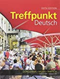 img - for Treffpunkt Deutsch: Grundstufe with Student Activities Manual and Student Activities Manual Answer Key (6th Edition) by Margaret T. Gonglewski (2012-05-28) book / textbook / text book