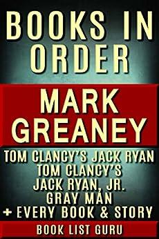 Mark greaney gray man books in order