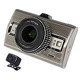 Blueskysea Eyoyo M9s Car Dash Cam Dual Camera Lens HD 1080P Night Vision 3