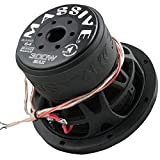 Massive Audio SUMMO64 - 6 Inch Car Audio 300 Watt SUMMO Series Competition Subwoofer, Single 4 Ohm, 1.5 Inch Voice Coil. Sold Individually