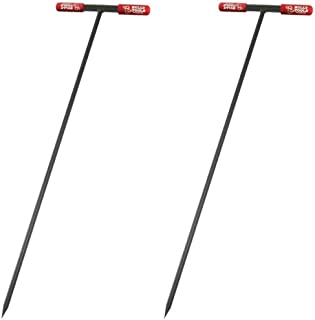 product image for Bully Tools 99203 Soil Probe Steel Tstyle Handle, 48_inch - Updated (Pack of 2)