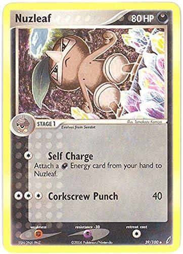 Common Cards Pokemon TCG EX Crystal Guardians