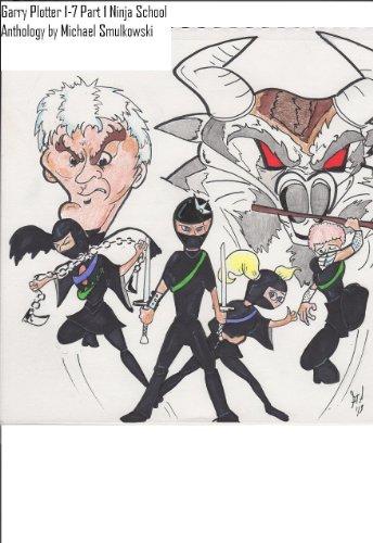 Garry Plotter 1-7 Part 1 Ninja School Anthology - Kindle ...