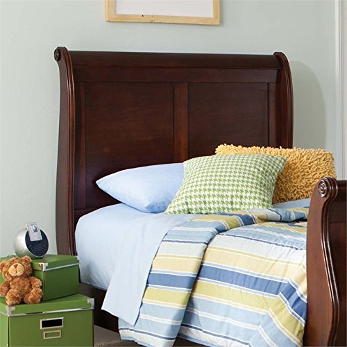 Liberty Furniture 709-BR11H Carriage Court Twin Sleigh Headboard, 42