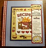 Deluxe Recipe Binder Wipe off Board and Pen Dianna Marcum Good Morning, New Seasons, 1412790107