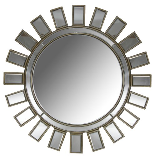 Abbyson Living Essex Wall Mirror, used for sale  Delivered anywhere in USA