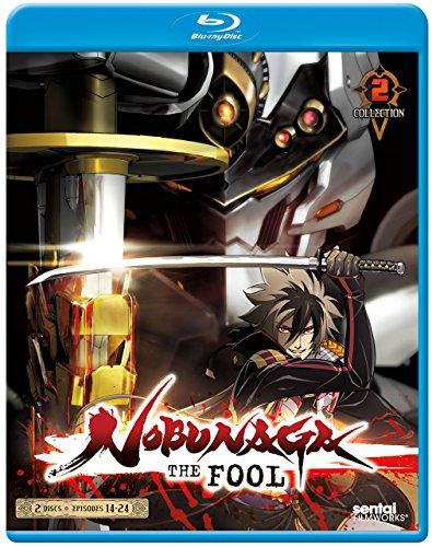 Blu-ray : Nobunaga The Fool Collection 2 (Anamorphic, Subtitled, 2PC)