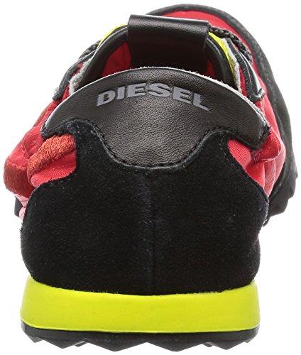 Diesel Vrouwen U Go Girls Girlkode W Fashion Sneaker Hoog Risico Rood