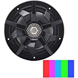 "Clarion CM1623RL 6.5"" Speaker 200WATT Max Rgb LED Lighting"