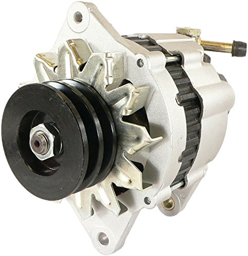 DB Electrical AHI0055 New Alternator For Npr Chevrolet Isuzu Truck 3.9L 3.9-4Bd1 EngineTiltmaster W4 86 87 88 89 90 1986 1987 1988 1989 1990 113412 94052403 LR170-401 LR170-410 LR170-410B 2912760240
