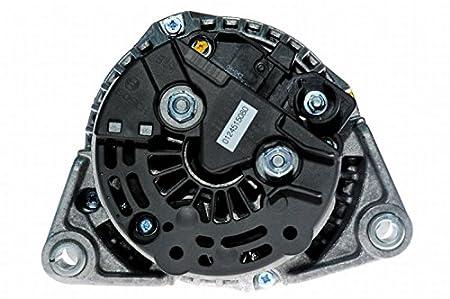 HELLA 8EL 011 710-531 Alternador, 14V / 120A, poleas - Ø: 49mm: Amazon.es: Coche y moto