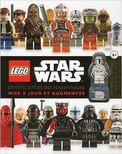 En ligne téléchargement gratuit Lego Star Wars, l'encyclopédie des personnages pdf, epub ebook