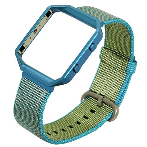 Fitbit Replacement Breathable Washable Blacelet