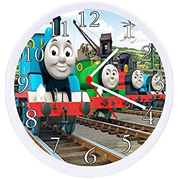 Rusch Inc. Thomas The Train Wall Clock #2