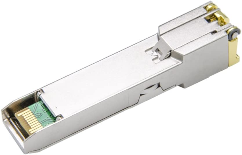 1000BASE-SX Gigabit SFP Ethernet Transceiver Compatible for Mikrotik S-85DLC05D DDM, 850nm, 550m 6COM 1.25Gb SFP LC Multi-Mode Transceiver Module