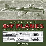 American X and y Planes, Kev Darling, 1847971415
