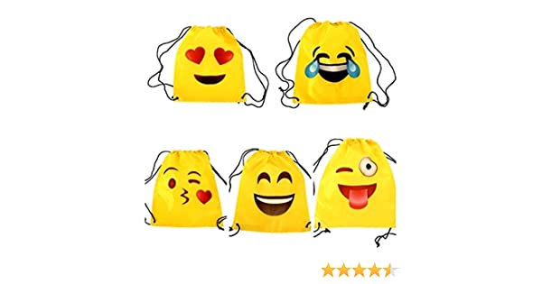Mochila Petate Emoticonos - Mochilas, petates Infantiles, Infantil para niños y niñas. Regalos, Detalles y Recuerdos Invitados de Bodas, Comuniones, ...