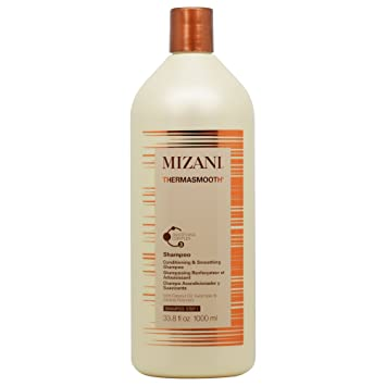 Mizani Thermasmooth Shampoo for Unisex, 33.8 Ounce
