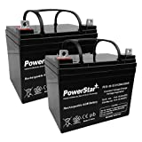 Jazzy(610,1107,1103,1113) Powerchair Power Chair Batteries 2 YEAR WARRANTY