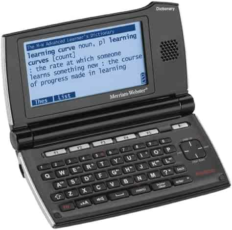 Franklin Electronics BES-2170 Franklin Speaking Spanish-English Dictionary with MW Advance Learner's Dictionary