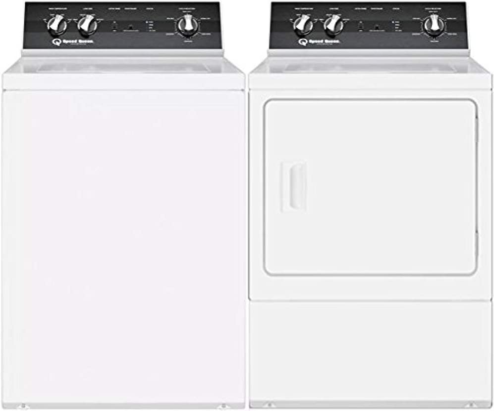 Washers & Dryers Appliances Speed Queen White Top Load ...