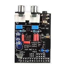 SODIAL(R) HIFI DAC Audio Sound Card Module I2S interface for Raspberry pi B