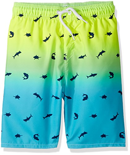 the-childrens-place-toddler-boys-his-lil-printed-trunks-swim-shorts-blue-atoll-4t