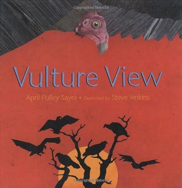 Vulture View Sayre April Pulley Jenkins Steve 9780805075571 Books