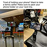 Universal Airplane in Flight Phone Mount. Handsfree