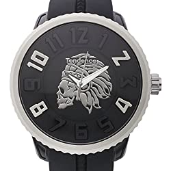 Tendence Gulliver Skull Mens Watch