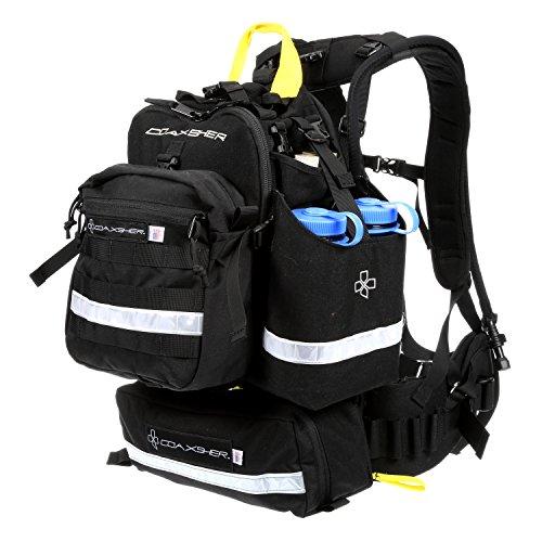COAXSHER FS-1 Spotter Wildland FIrefighter Backpack (Black)