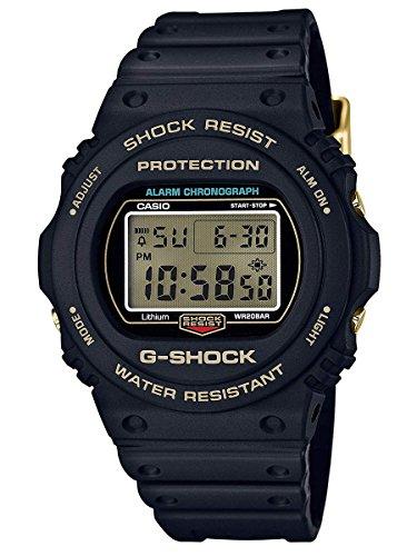 Casio Men's Digital DW5735D-1B Resin Watch Black