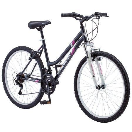 "ROADMASTER R4047WMJ 26"" Roadmaster Granite Peak Women's Bike, Black (Black)"