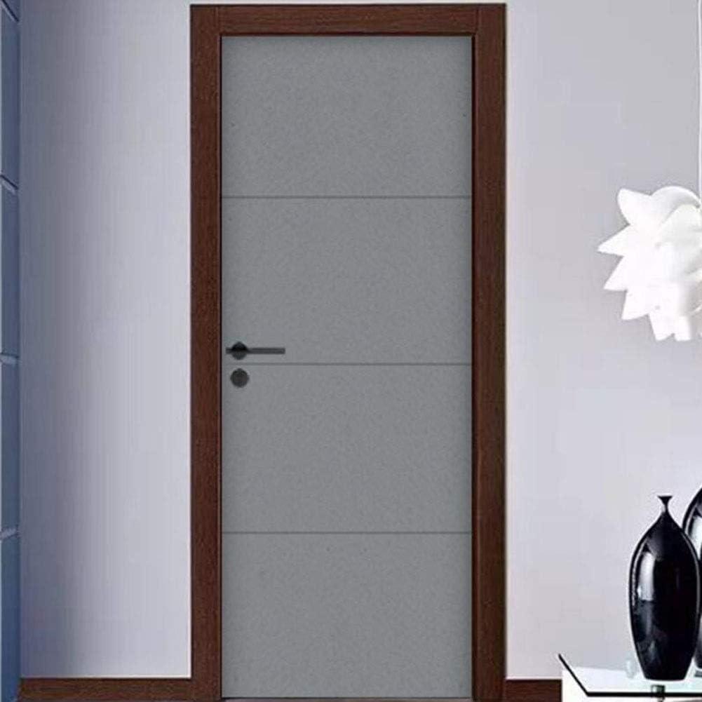 QIDI- Acustica Paneles Baldosas de Alto Rendimiento acústico Puerta insonorizada (Color : Grey): Amazon.es: Hogar