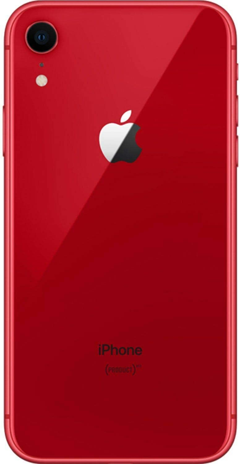 Apple iPhone XR, 64GB, Red - For AT&T (Renewed)