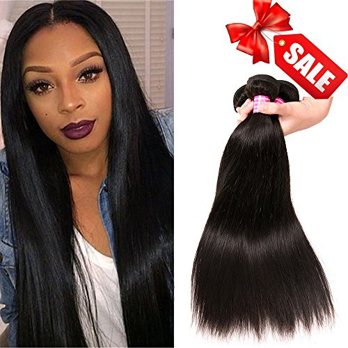 QinMei Brazilian Straight Unprocessed 14inches product image
