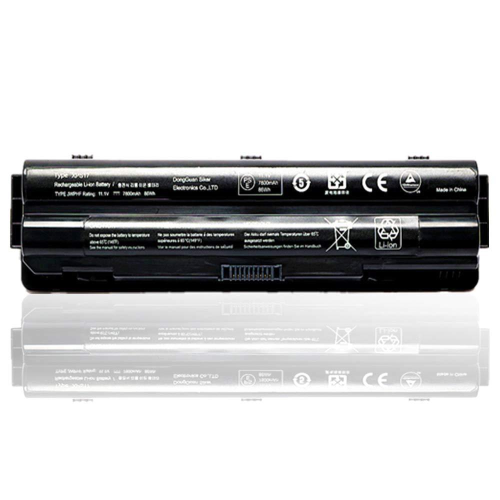 Bateria 9 Celdas Para Dell Xps 17 L701x 17 L702x 15 L501x 15 L502x 14 L401x 453-10186 312-1123 312-1127 Jwphf R795x -12